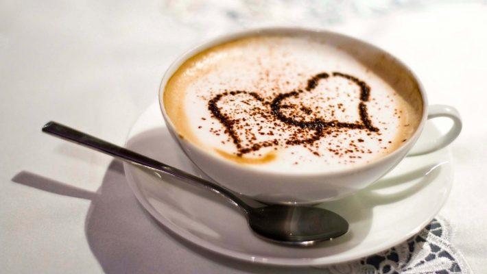 O cafezinho também protege o coração